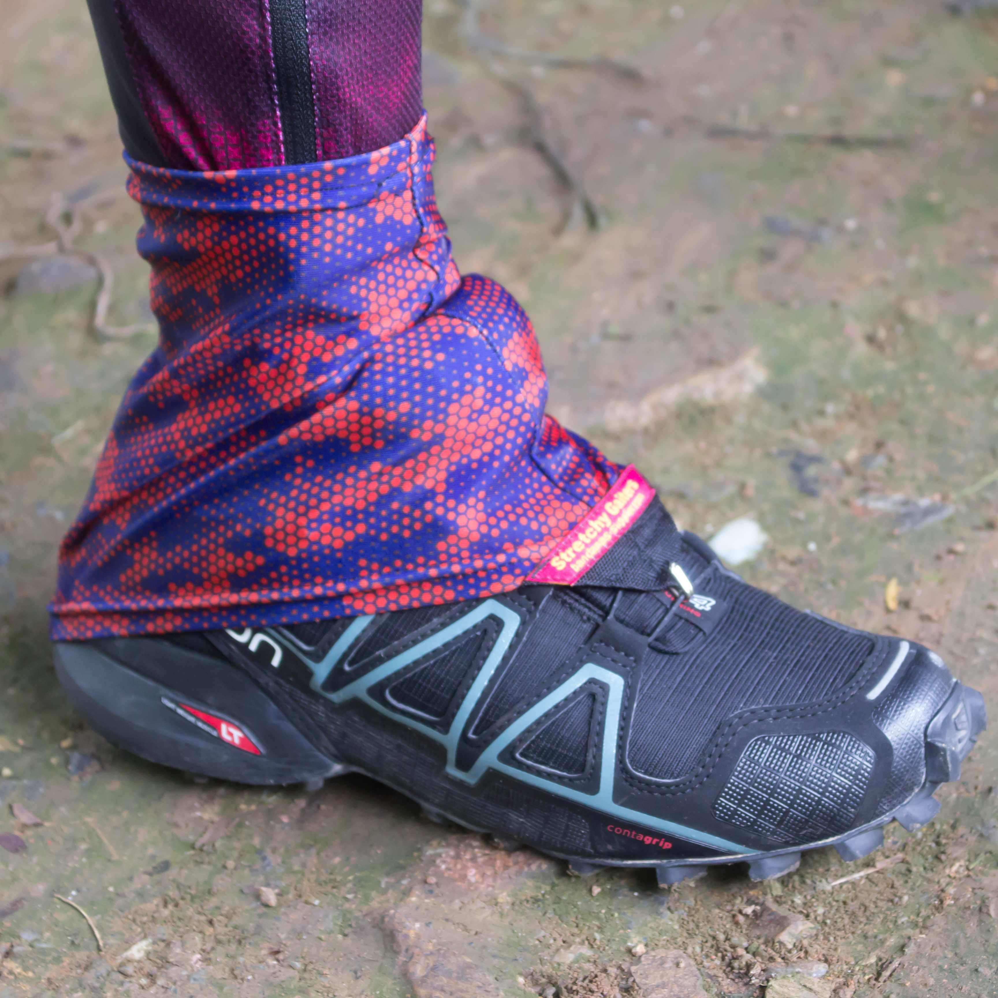 Custom Running Trail Gaiter for you