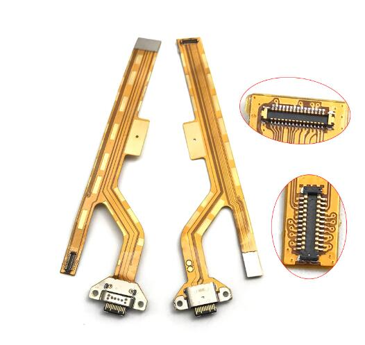 Charger Port For ZTE Nubia Z17mini Z17 Mini NX569J/H USB Dock Charging Port Connect Connector Microphone Mic Flex Cable Board