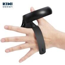 KIWI design 1 paar PU Knöchel Strap für Oculus Quest / Oculus Rift S Touch Controller Grip Zubehör