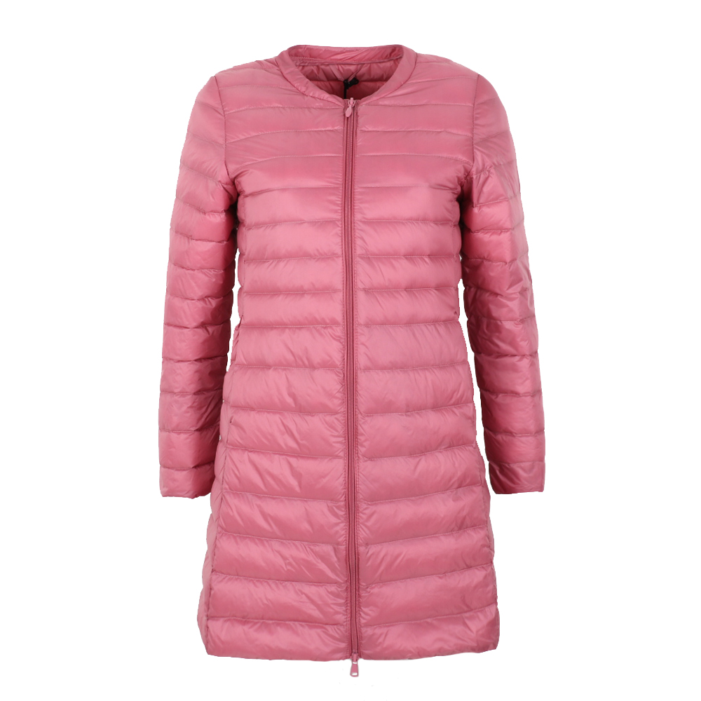 NewBang Brand Down Jacket Female Long Duck Down Jacket Women Lightweight Warm Linner Slim Portable Ladies Coats