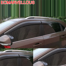 Exterior Accessories Moulding Modification Visor Window Protector Car Anti Rain Awning Shelter FOR Morris Garages MG GS ZS 6 3