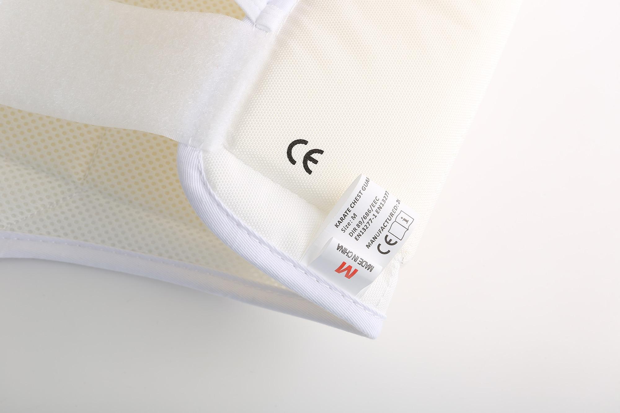 Image 5 - WKF Сертификация SMAI каратэ защита для груди Экстрим каратэ  защита для груди для бокса защита для груди каратэПрочие продукты для  фитнеса и бодибилдинга