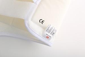 Image 5 - Wkf certificação smai karate protetor de peito karate extremo protetor de peito boxe protetor de peito karate protetor de peito