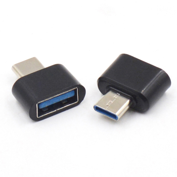 1/2Pcs Type-C Male to USB 3.0 Female USB C Converter For Samsung MacBook Xiaomi mi6 Nexus 5x 6p USB Adapter image
