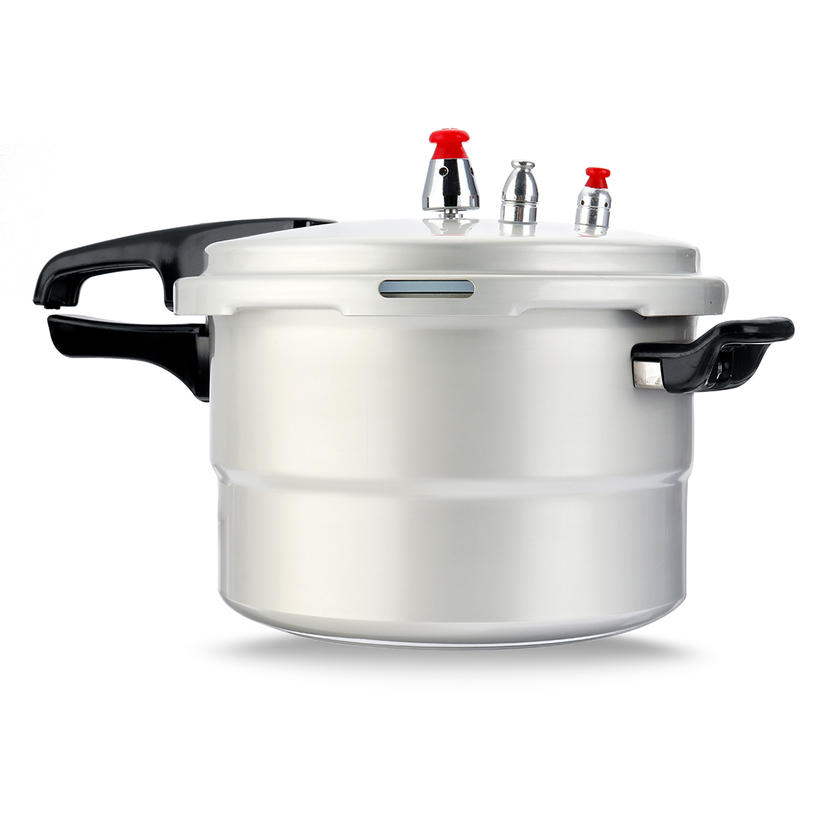 18/20/22CM Pressure Cooker Sets Double Bottom Household Kitchen Pressure Cooker Beans Meats Vegetables Soups Cooking Tools