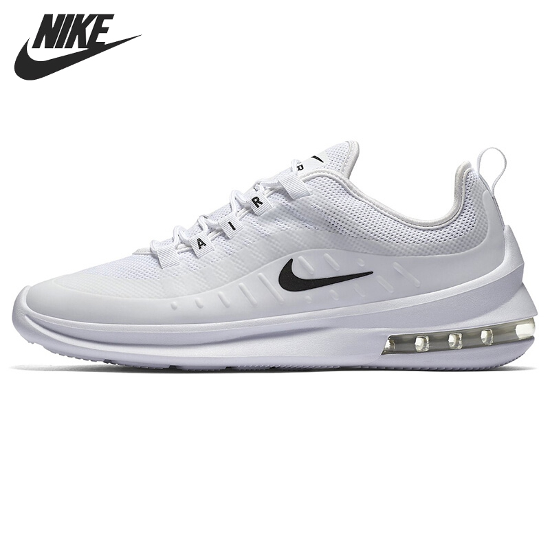 NIKE AIR MAX AXIS Running Shoes Men Women Sports Shoe Unisex Cushioning Max Air Sneakers AA2146-100 Original New Arrival 2019