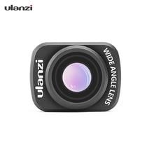 Objectif de caméra grand Angle magnétique Ulanzi OP 5 0.65X pour accessoires de caméra à cardan de poche DJI OSMO