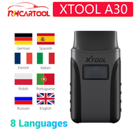 XTOOL Anyscan A30 All system car detector OBDII code reader scanner for EPB Oil reset OBD2 diagnostic tool Best Than Elm327