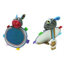 Baby Car Rear View Mirror Cartoon Adjustable Kids Safety Seat Viewing Rearview Mirrors Cars Decorations C5AF