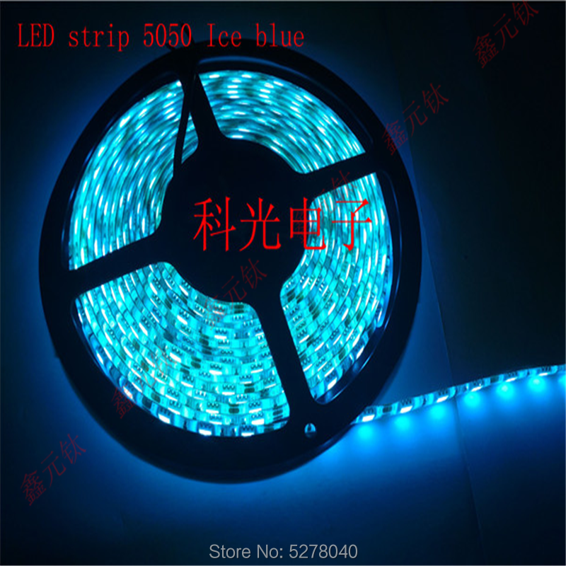 G 5050 12v Waterproof 5m Red Yellow Blue Green White Pink Warm White RGB Ice Blue 300leds Highlight  LED Light Bar