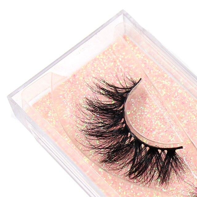 AMAOLASH Makeup 3D false eyelashes fake lashes makeup kit Mink Lashes extension mink eyelashes Handmade Reusable Eyelashes 4