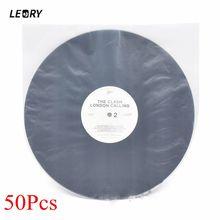 LEORY Lp Защитная внутренняя сумка для хранения виниловых пластин lp cd Виниловая пластинка 12 30,6 см* 30,8 см
