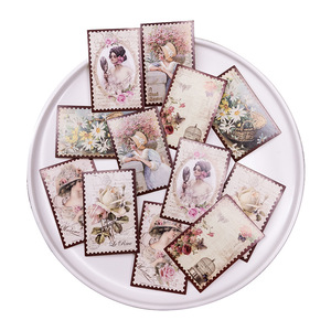 Image 5 - 5set Kawaii Stationery Stickers Vijay Hand Made Diary Planner Decorative Mobile Stickers Scrapbooking DIY Craft Stickers