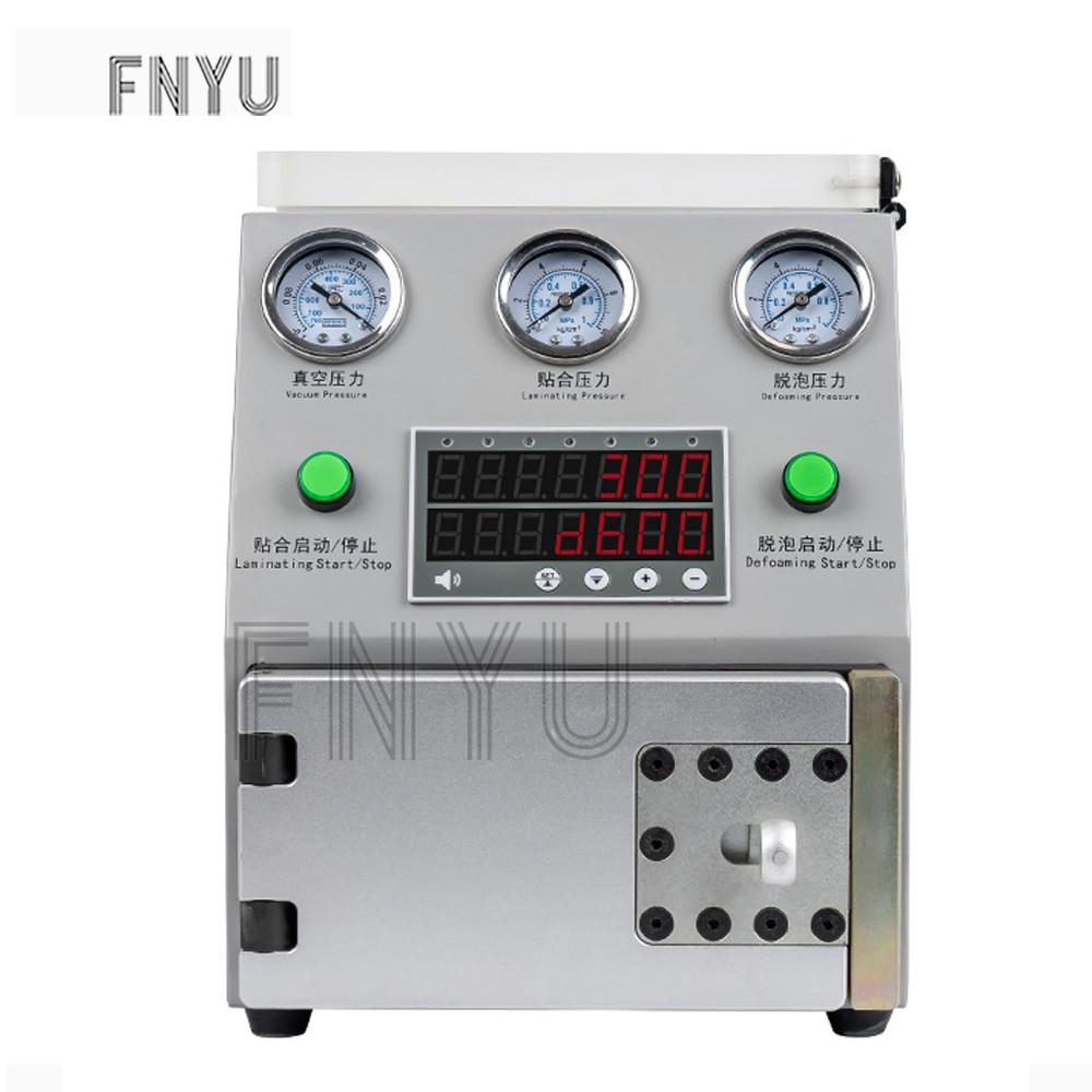 UYUE  X2S Vacuum Laminating Machine LCD-OCA High Pressure Defoaming For LCD Mobile Phone Repair And Laminating Machine