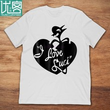 2019 marque I Love Luci hommes t-shirt(China)
