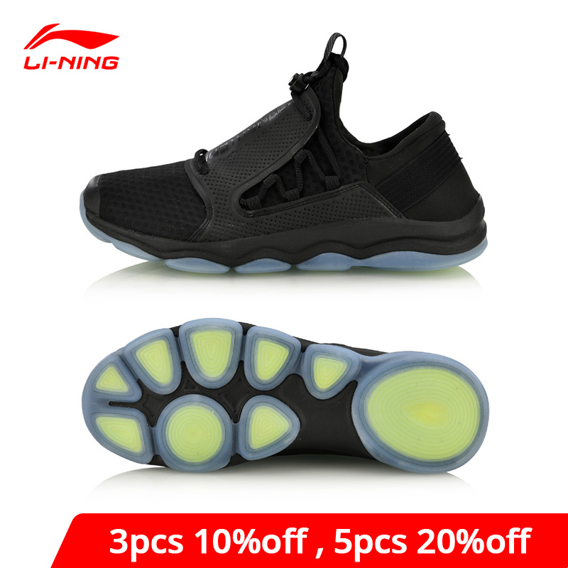 Li-Ning Men POWER Cushion Training Shoes Breathable Comfort Wearable LiNing Li Ning Sport Shoes Fitness Sneakers AFJN007 YXX039