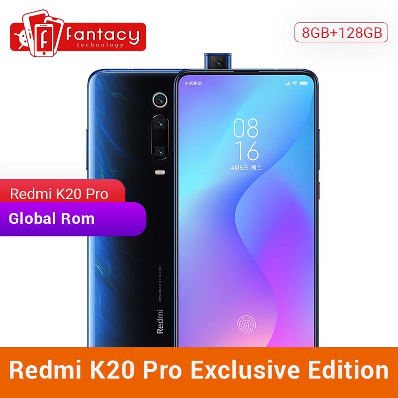 Privilege Edition Xiaomi Redmi K20 Pro 8GB 128GB Snapdragon 855 Plus Mobile Phone 6.39''AMOLED Screen 4000mAh 48MP Triple Camera