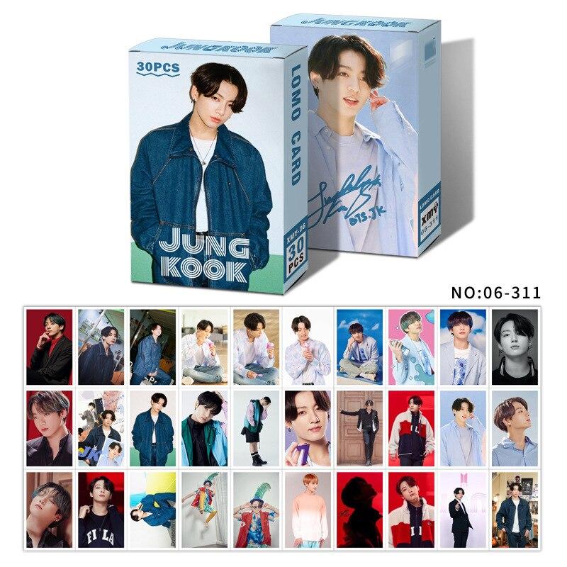 2020 K-POP Bangtan Boys постер ломо-карточка новый альбом динамитная карта души 7 Фотокарточка карты настенный баннер JUNG KOOK JIMIN SUGA