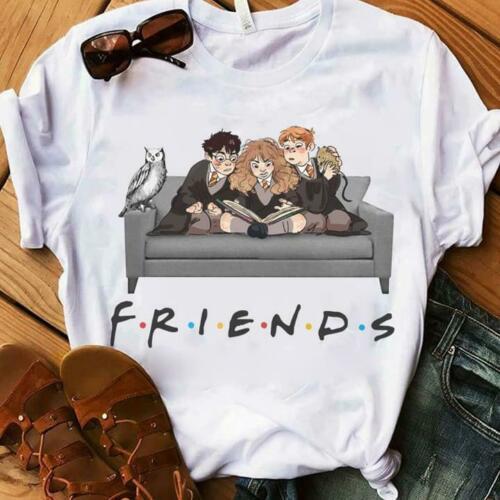 HARRY Friends Men T-Shirt Cotton S-3XL Men Women Unisex Fashion Tshirt Free Shipping