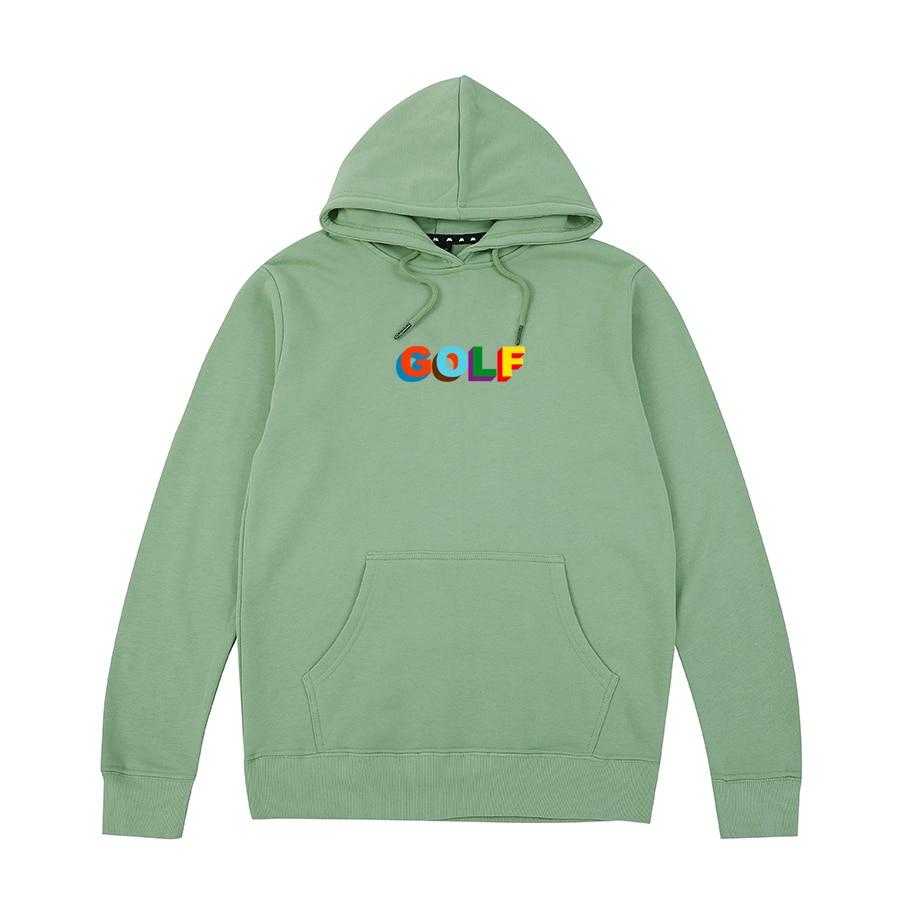 Golf Wang Tyler The Creator Hoodies   Sweatshirts OFWGKTA Skate     Harajuku Men Women Unisex Combed Cotton