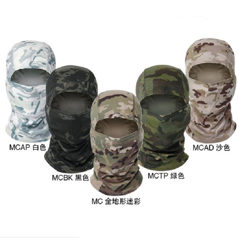CS Tactical Sunscreen Dust-proof Full Face Protective Quick Drying Tactical Mask