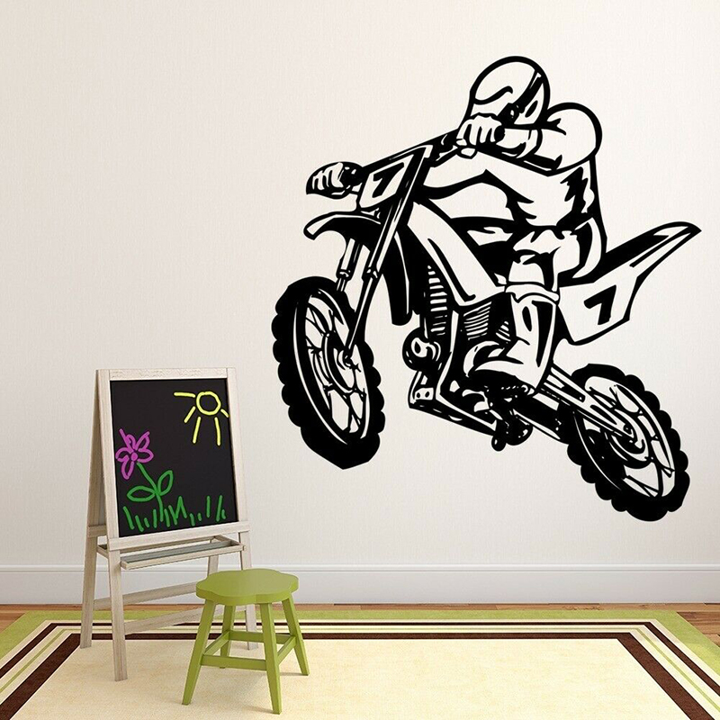 Black Dirt Bike Curtains White Dirt Bike Curtain Kids Custom Size Window Curtain Panels #251 Motocross Orange