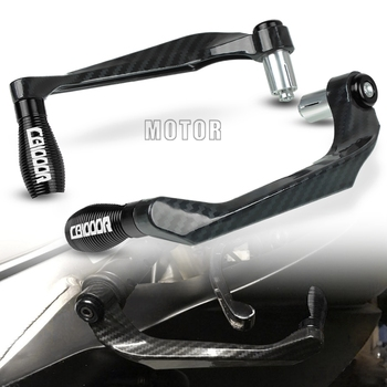 For Honda CB1000R/NEOSPORTCAFE 2008-2016 Motorcycle 7/8 22mm Handlebar Brake Clutch Levers Guard Protector Hand Guard Proguard for suzuki gsr750 2011 2016 gsr 750 motorcycle 7 8 22mm handlebar brake clutch levers guard protector handle bar guard proguard