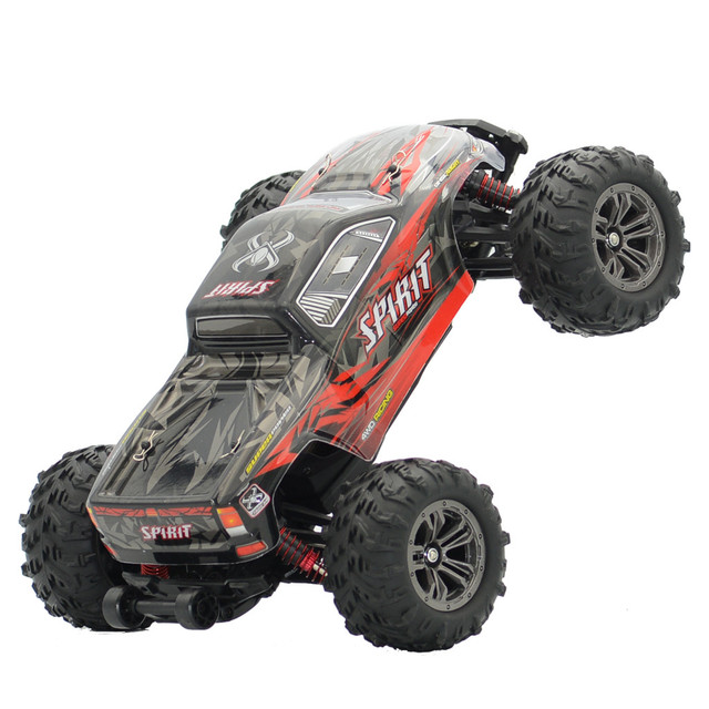 1:16 Racing RC Car Rock Crawler remote Control Truck 15 Mins Play Time 52KM/H 2.4 GHz Drift Buggy Toy Car For Kids#0515hwc 4