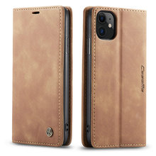 Luxury Case For iPhone 11 Pro Wallet Retro Leather Cover Case For iPhone 11 Pro Max Flip Protective Back Cover Case Capa leather case protective flip cover with window for xiaomi max gray