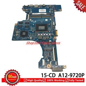 Материнская плата для ноутбука HP PAVILION 15-CD 15Z-CD 17-AR 926289-601 926289-001 926289-501 DAG94AMB8D0 G94A материнская плата A12-9720P