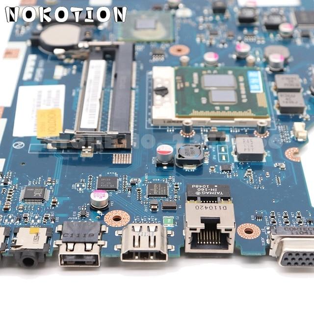 NOKOTION PEW71 LA-6582P MBR4L02001 PRINCIPAL BOARD Para Acer aspire 5742 Laptop motherboard HM55 5742Z UMA DDR3 cpu Livre