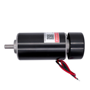 Image 4 - 300W Spindle motor DC12 48V 12000rpm spindle cnc router for engraving machine