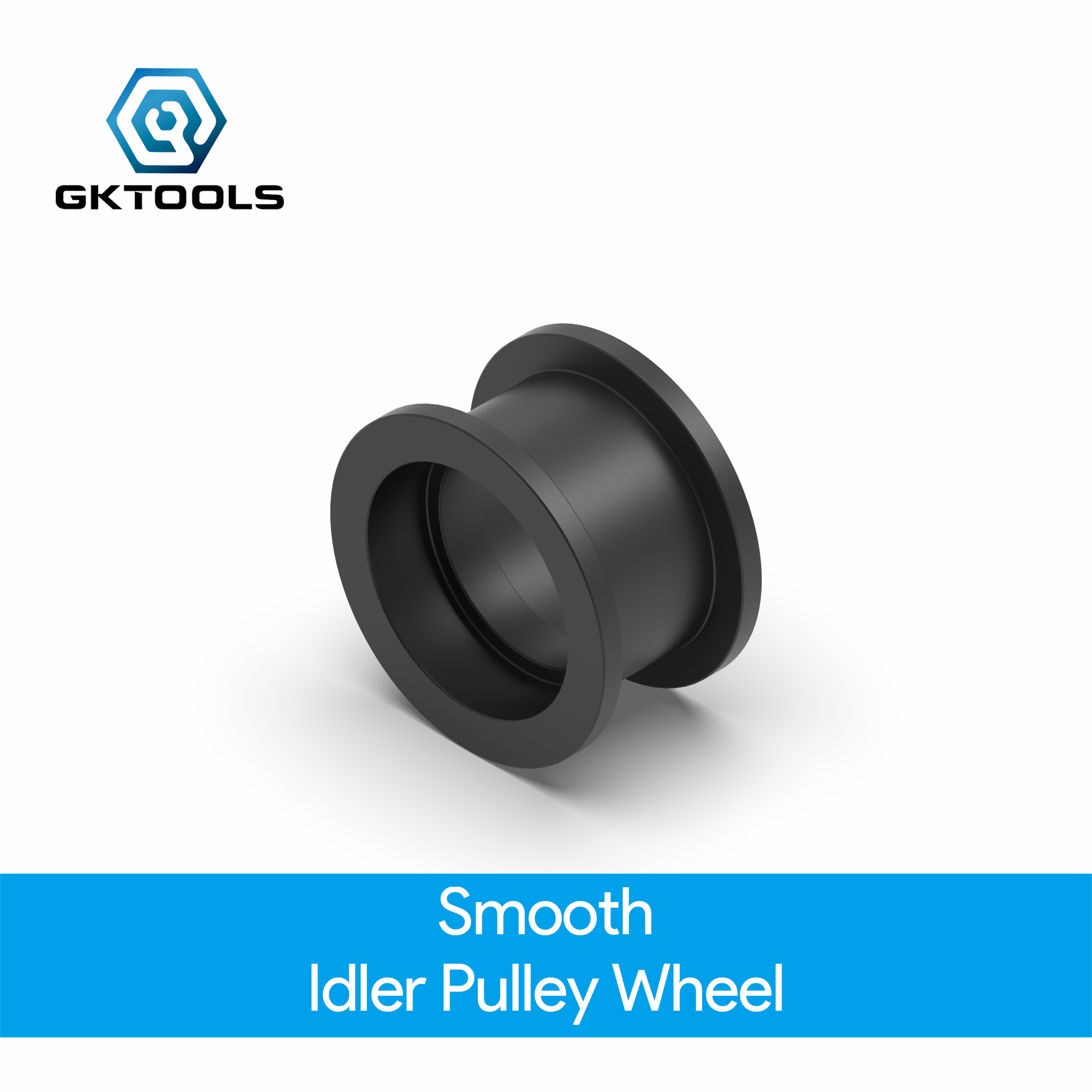 OpenBuilds Smooth Idler Pulley Wheel