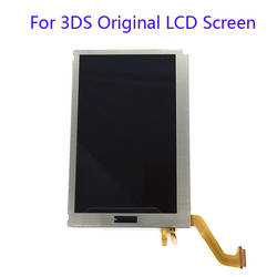 Верхний ЖК-экран Замена для 3DS Оригинальный ЖК-экран Hi Прямая поставка