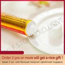 YIGANERJING (sin caja de venta al por menor) crema para la piel para la Psoriasis Dermatitis eczematoide pomada de Eczema