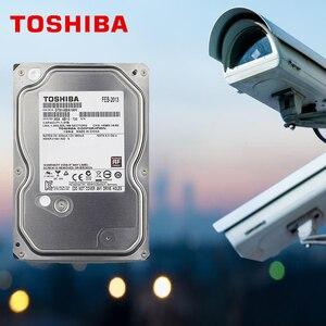 "Image 2 - TOSHIBA การเฝ้าระวัง DVR NVR กล้องวงจรปิด 1TB ฮาร์ดดิสก์ไดรฟ์ 1000GB HDD ภายใน SATA 3 5700 รอบต่อนาที 32M 3.5 ""Harddisk ฮาร์ดไดรฟ์"