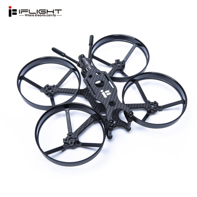 Newest IFlight TurboBee 111R 2.3 Inch FPV Racing Whoop Frame Kit With With Ducts RC Drone Quadcopter Spare Parts Accessories
