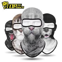 Ski-Mask Balaclava Biker-Face-Shield Motorcycle-Mask Lycra Winter Windproof Stopper New