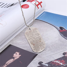 2019 rétro lettrage collier hommes femmes Art hip-hop imprimé collier tendance mode collier ras du cou bijoux Collares De Moda(China)