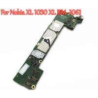 テスト全作品オリジナルロック解除携帯電子パネルメインボードマザーボード回路ケーブルノキア XL 1030 XL RM-1061