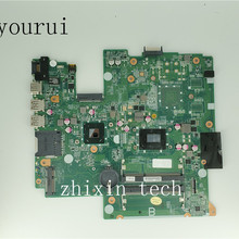Yourui для hp 14-B 15-B серийная материнская плата для ноутбука DA0U33MB6D0 с i3-3217U cpu тест работает идеально