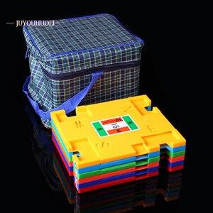 Image 1 - 16 Stks/partij Professionele Brug Bieden Doos Kaarten Hele Set Vlakte Brug Bieden Kaarten Box Voor Professionele Brug Game Tournment