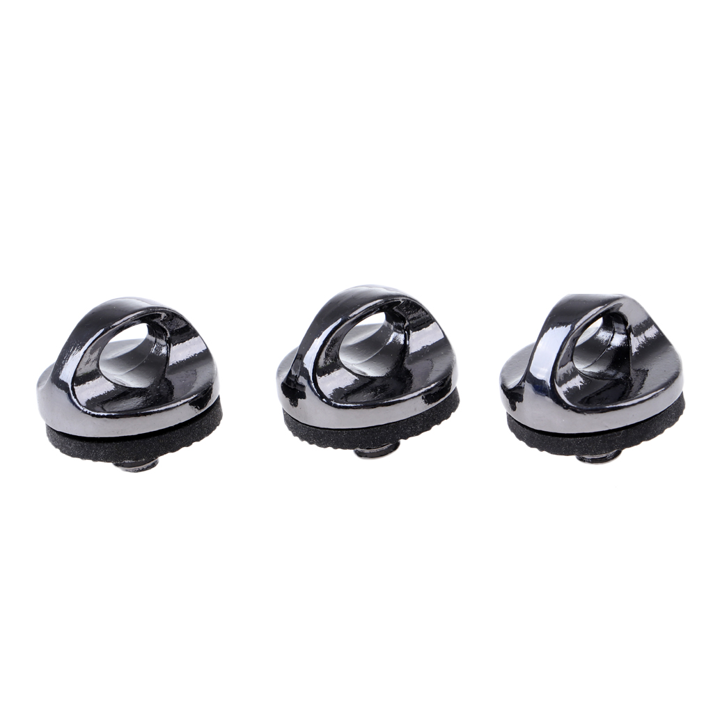 3pcs Scuba Diving Photography Camera Base Screw Adaptor Water Sports Gear