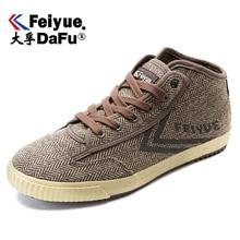 DafuFeiyue Canvas Shoes Men Women High-top Vulcanized Sneake