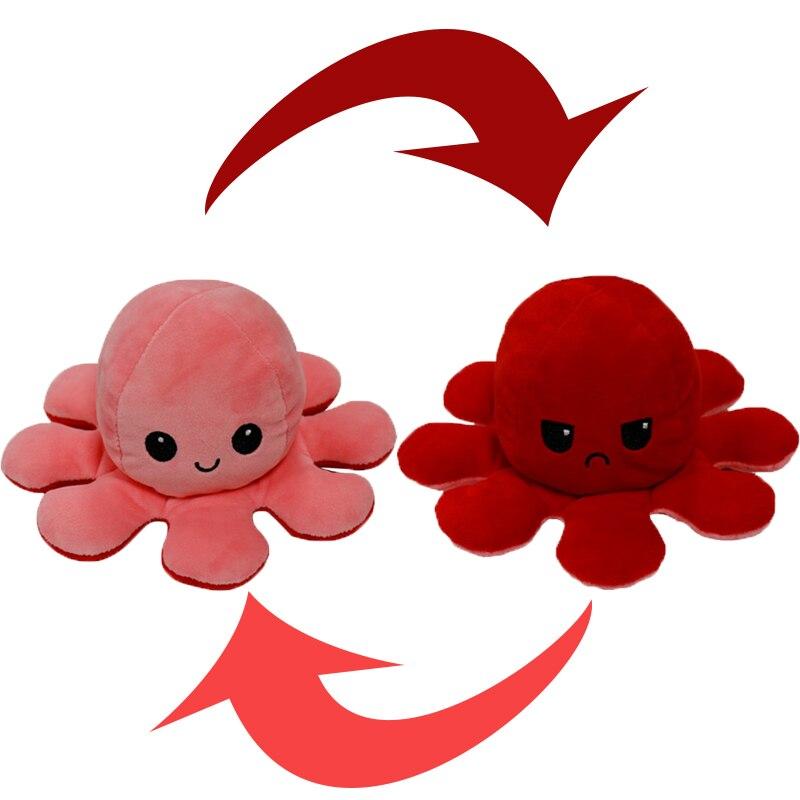 Reversible Octopus Stuffed Toy28
