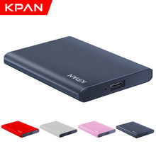 KPAN N1 2.5'' Slim External Hard Drive Disk 1TB 2TB USB3.0 Portable HDD, Compatible with Xbox One/Xbox 360/PS4/Mac/Tablet/PC