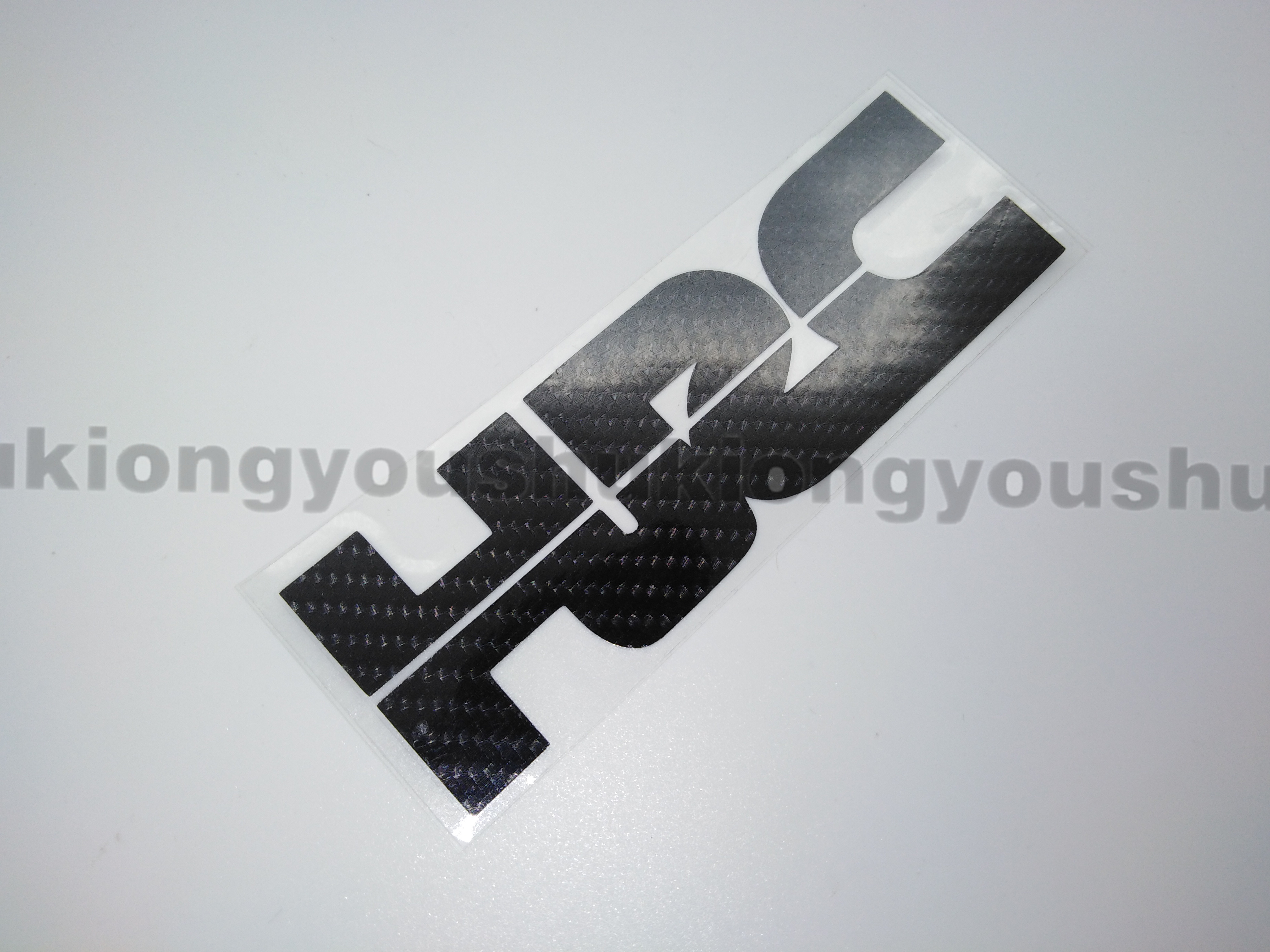 Motorcycle High-quality Stereo 3M Logo Car Sticker Fit For Honda Hrc Logo