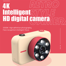 1080P 5000W Toy Camera Mini 2.4 Inch 4K HD Digital Camera For Kids Video Recorder Camcorder