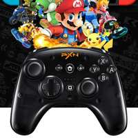 PXN Wireless Game Controller For Nintendo Switch Pc Android Smart Phone Pc  Bluetooth Pro Controller Gaming Gamepad Console Gyro|Gamepads| |  -