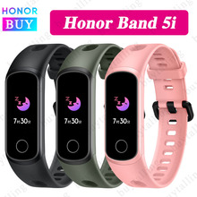 Huawei Honor Band 5iสมาร์ทความดันโลหิตออกซิเจนTracker Smartwatch Heart Rate Tracker Sleep TrackerการควบคุมเพลงCall Reminder